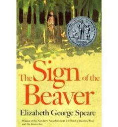 Sign of the Beaver Cover